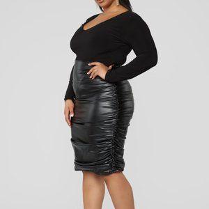 Fashion Nova High Waisted 3x Plus Size